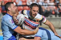 Gale to debut against former club for Castleford