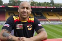 Warrington confirm signing of Matty Blythe from Bradford