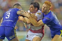 Competition: Win a pair of tickets to Wigan v Warrington