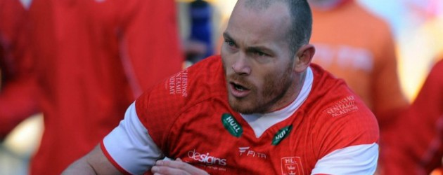 Bradford Bulls hand Lovegrove one-month trial