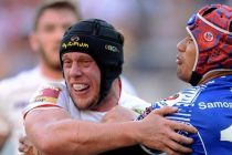 Warrington safe from relegation after victory over Leigh