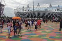 London's Olympic Stadium could host England v Kiwis