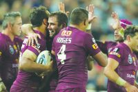 Queensland claim Origin series with win in Game Two