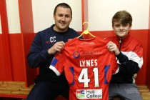 Rovers add Connor Lynes to first team squad