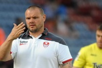 I'm happy with where we're at, insists Keiron Cunningham