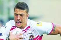 Wigan go third after victory at 12-men Hull