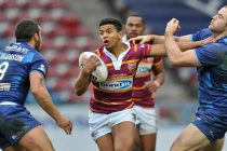 Huddersfield refusing to give up on the play-offs, insists Kruise Leeming