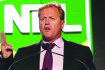 Smith quits as NRL CEO