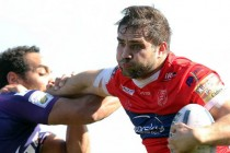 Hull KR are being out-enthused, says Maurice Blair