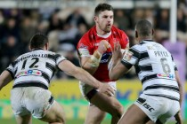 Hull KR's Mitch Allgood puts off surgery to keep playing