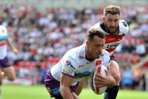 Hull KR set to move for Dane Chisholm once again?