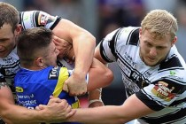 Warrington coach confirms Johnson to continue at fullback