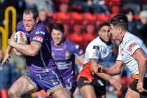 Coyle slams Whitehaven following Batley rout