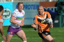 Massey and Castleford not interested in external pressure ahead of Salford trip