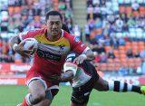 Sheffield stun Featherstone to end losing streak