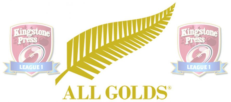 Lyons join All Golds