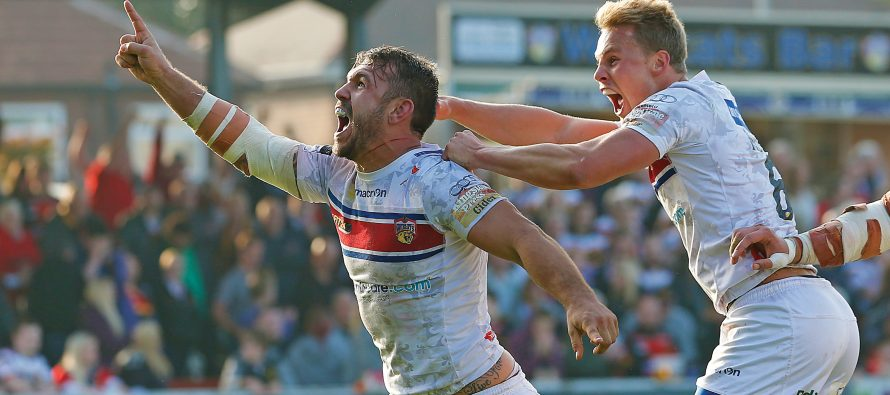 Bradford Bulls sign Scott Moore on four-game trial