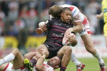 "Isa thanks ""welcoming"" Wigan team mates"