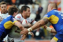 Old team mate persuaded Kain to join Dewsbury