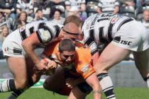 Jewitt to leave Castleford