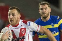 James Roby and Shannon McDonnell back for St Helens