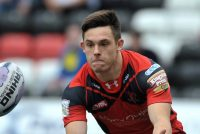 Evalds hat-trick sees Salford into seven heaven
