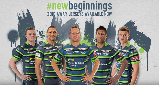 c3ba91434e4 OPINION: The five best kits in Super League next year - Total Rugby ...
