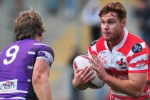Sarsfield joins Salford days after leaving Leigh
