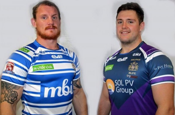 Halifax recently revealed their new kit for 2016.