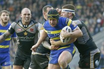 Hill reveals his pride at leading Warrington out at Wembley