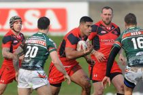 VIDEO: Tasi pumped for first Saints-Wigan derby match