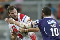 Walmsley laughs off touchline sulk