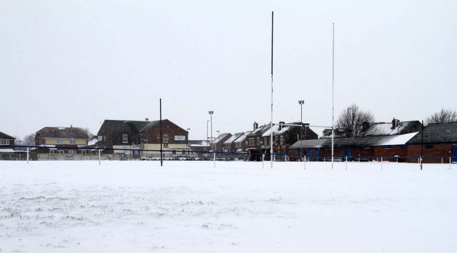 Fixture list decimated by latest snow