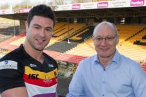 Bradford complete signing of Mathers