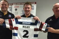 Riley says promotion one of biggest achievements after re-signing at Hornets