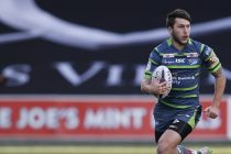 Tom Briscoe ready and raring to go for Leeds Rhinos