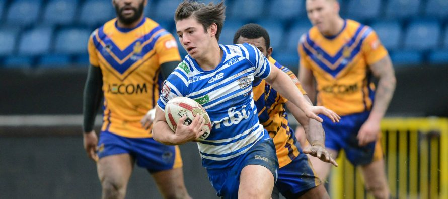 Key duo return for Halifax ahead of Widnes visit