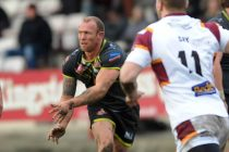 Leigh chief holds ref talks