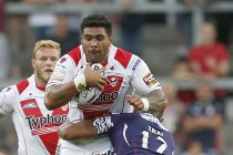 Mose Masoe signs up at Hull KR for the Qualifiers