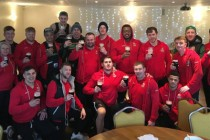 Cougars celebrate Jones' birthday with victory… and a pint of Guinness