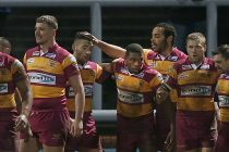 Huddersfield stun league leaders Warrington