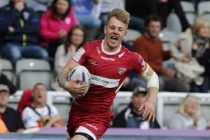 Johnstone hat-trick takes Wakefield to victory