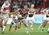 Ben Roberts to miss rest of the season for Castleford