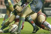 Tomkins can't wait to play with Clubb