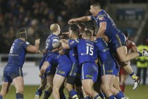 Warrington hit top after cruising past Wigan
