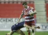 John Bateman hoping to end his and Wigan's wait for a Wembley final