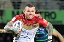 Todd Carney's season over at Catalans Dragons
