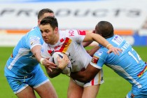 Myler enjoying Catalans stay