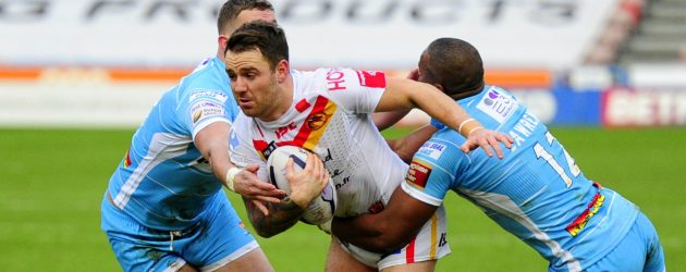 Resilient Catalans cause upset at Hull