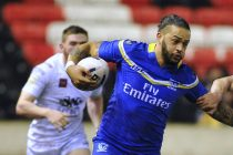 Ormsby aiming to make most of second chance with Warrington